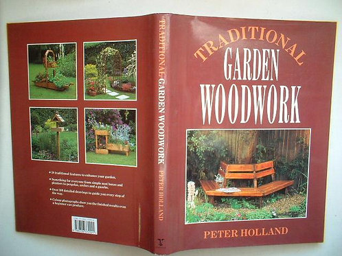 Traditional Woodwork by Peter Holland
