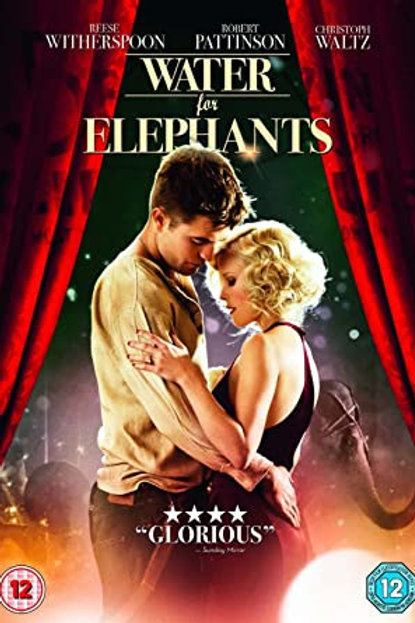 DVD Movie Film Sale | Water for Elephants