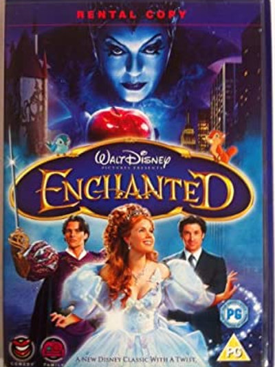 DVD Movie Film Sale | Walt Disney Enchanted