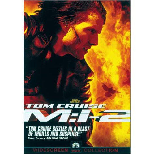 DVD Movie Film Sale | Mission Impossible 2