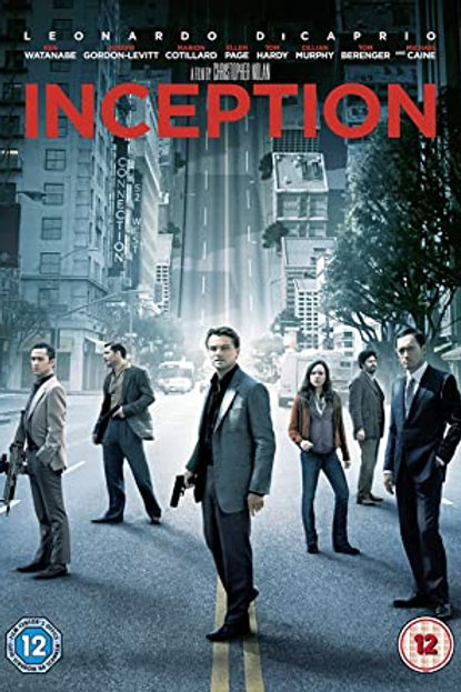 Movie Film Sale | DVD Inception