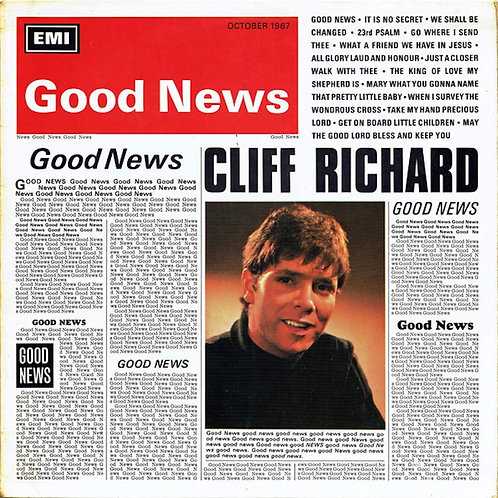 Cliff Richard Good News - Album