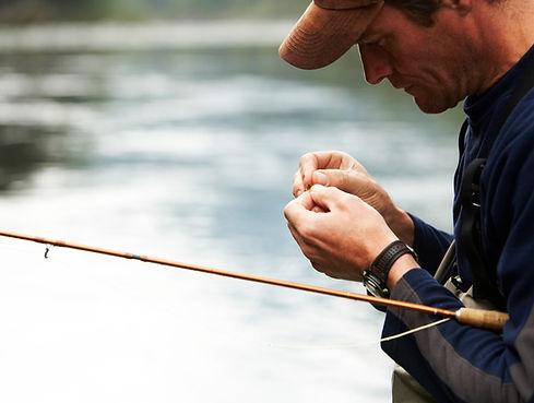 Roxbury fishing places