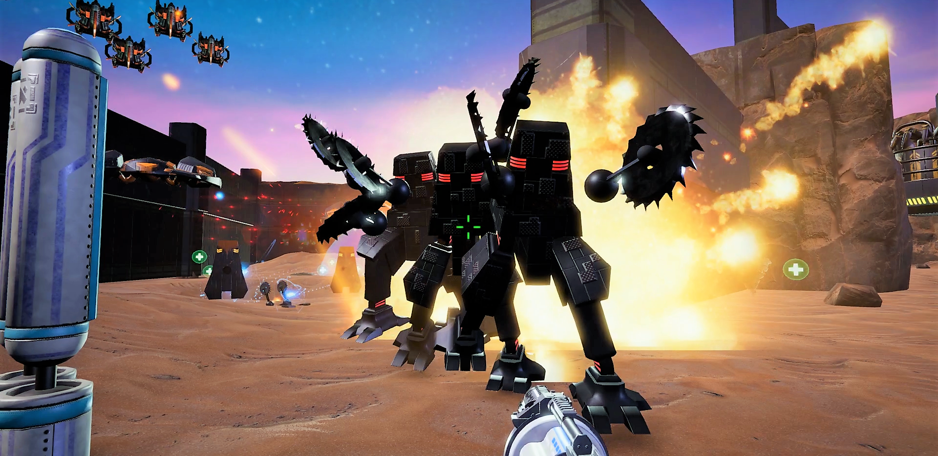 Megedo Attack - PC