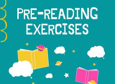 FREE | Pre-reading Exercises