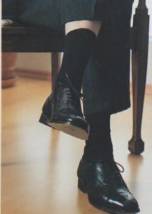 Identikit di un accessorio: il calzino
