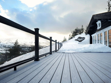 Prepare Your Deck for Winter