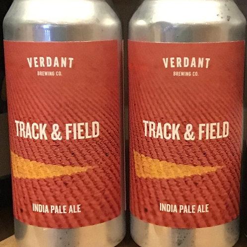 Verdant - Track & Field