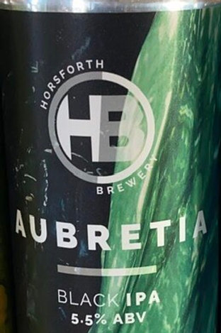 Horsforth Brewery - Aubretia
