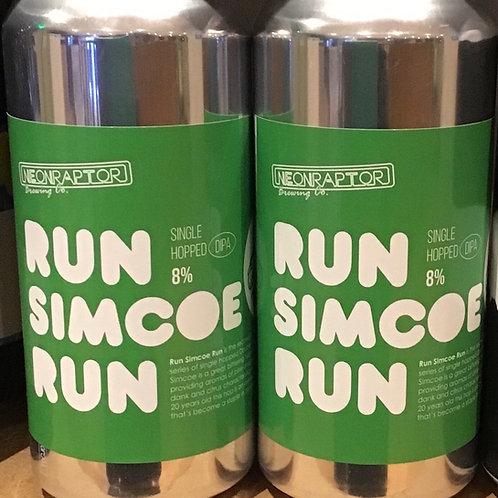 Neonraptor - Run Simcoe Run
