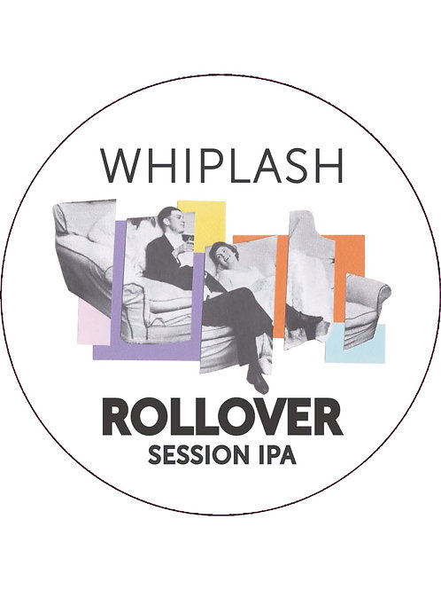 Rollover IPA - Session / India Session Ale