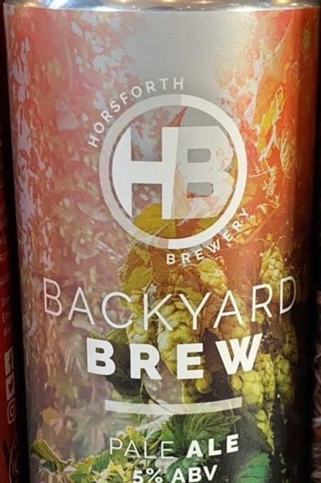 Horsforth Brewery - Backyard Brew