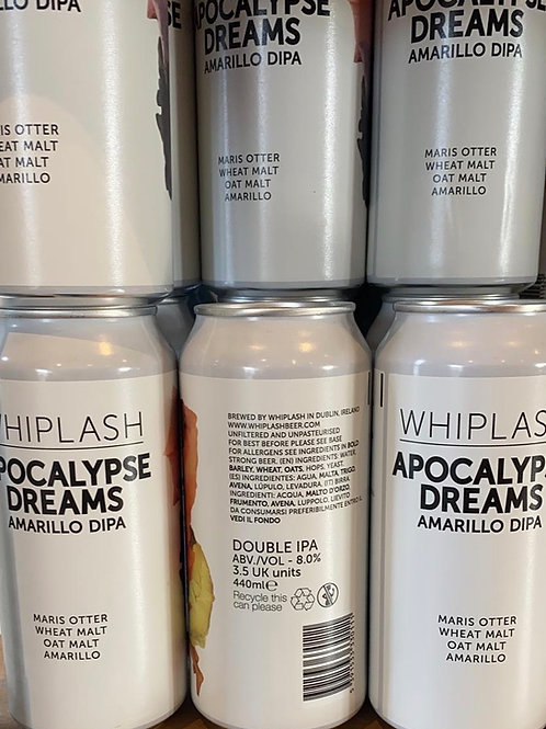 Whiplash - Apocalypse Dreams