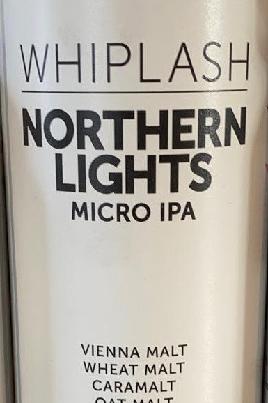 Whiplash - Northern Lights