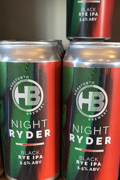 Horsforth Brewery - Night Ryder