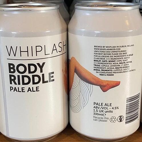 Whiplash - Body Riddle