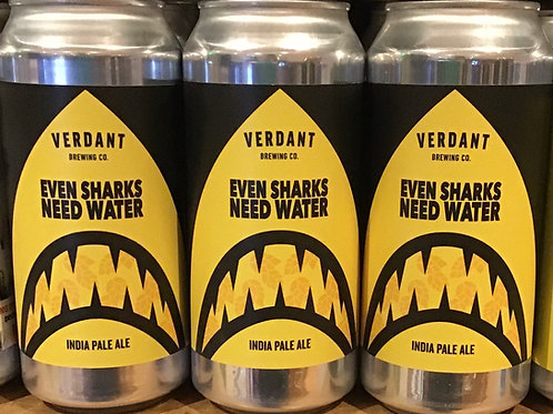 Verdant - Even Sharks Need Water