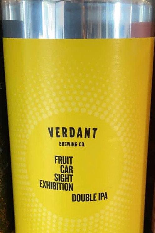 Verdant - Fruit Car Sight Exhibition