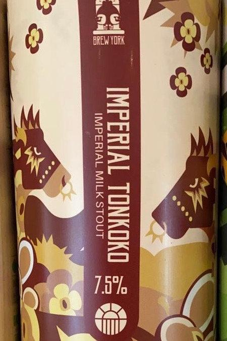 Brew York - Imperial Tonkoko