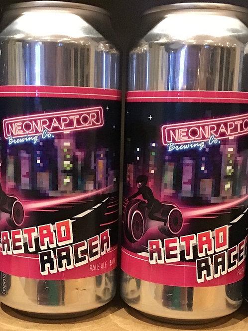 Neonraptor - Retro Racer