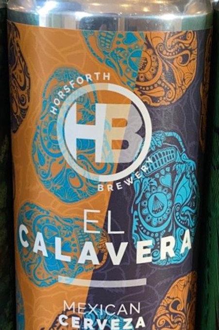 Horsforth Brewery - El Calavera