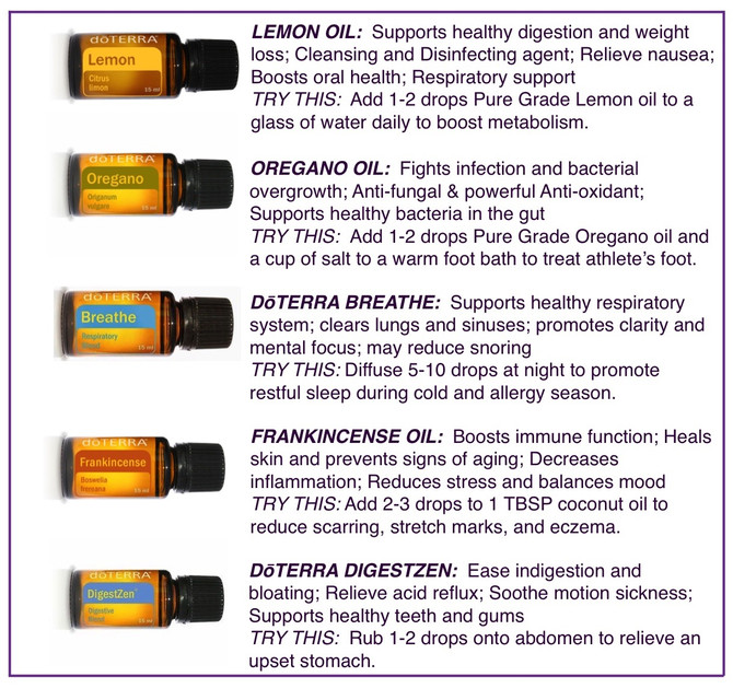 The Top 5 Essential Oils You're Not Already Using