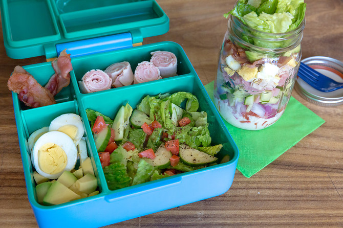 School lunches made easy, cheesy