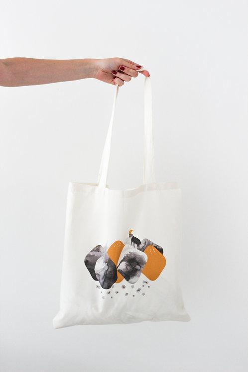 Cotton Bag Goldhorn