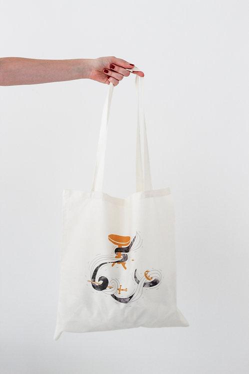 Cotton Bag King Matjaž
