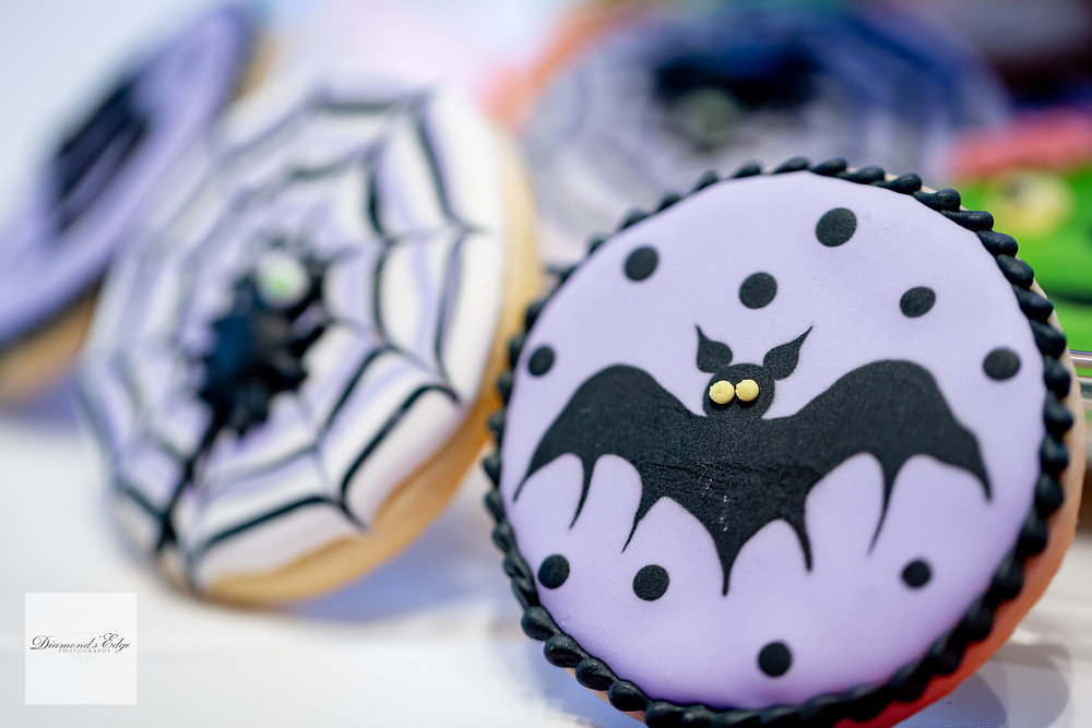 February Birthday, Halloween themed!