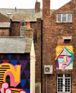 Landmark Street Art