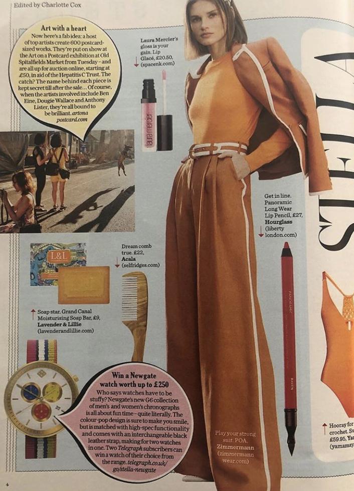 Telegraph Stella Magazine