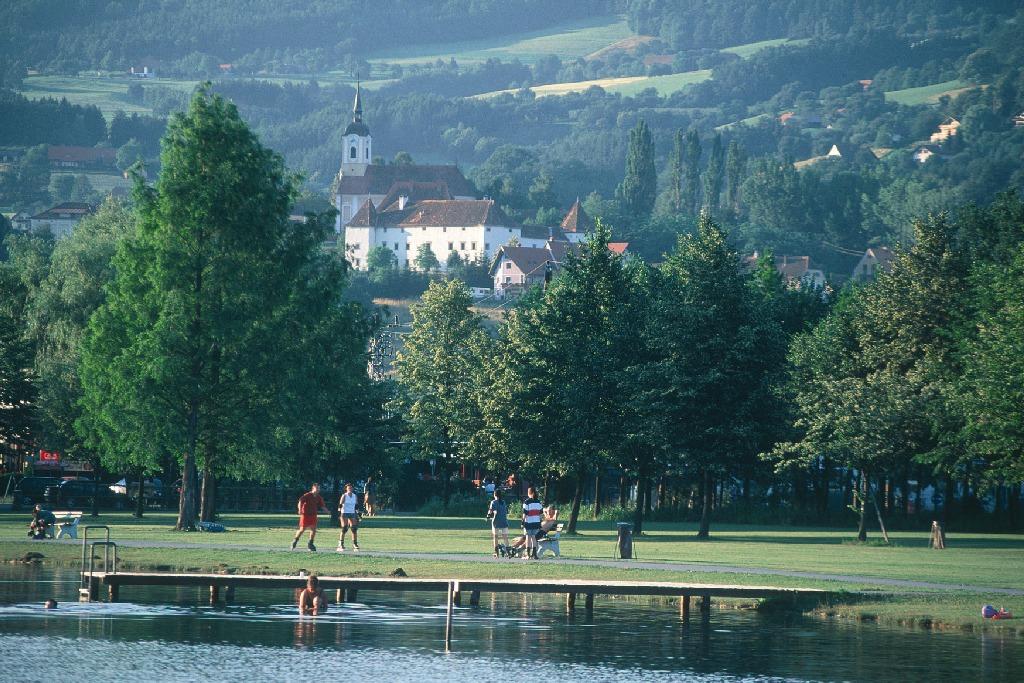 Kirche Stubenberg am See