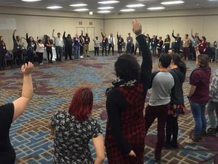 PYTA Members Made a Huge Impact at Creating Change 2016!