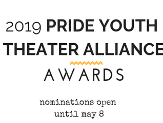 And the 2019 PYTA Awards are HERE! Nominate your local PYTA Member!