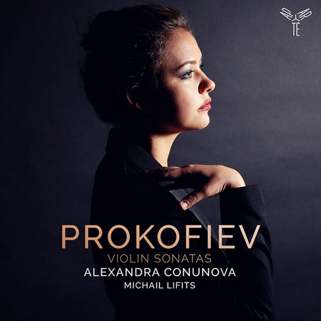 PROKOFIEV - VIOLIN SONATAS