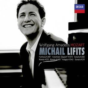 MICHAIL LIFITS PLAYS MOZART (Decca, 2012)