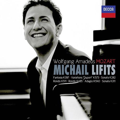 Michail Lifits plays Mozart