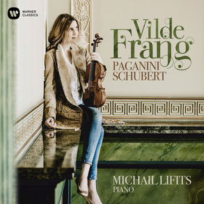 PAGANINI & SCHUBERT: WORKS FOR VIOLIN & PIANO