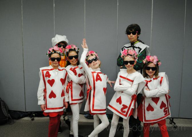 Alice in Wonderland Production