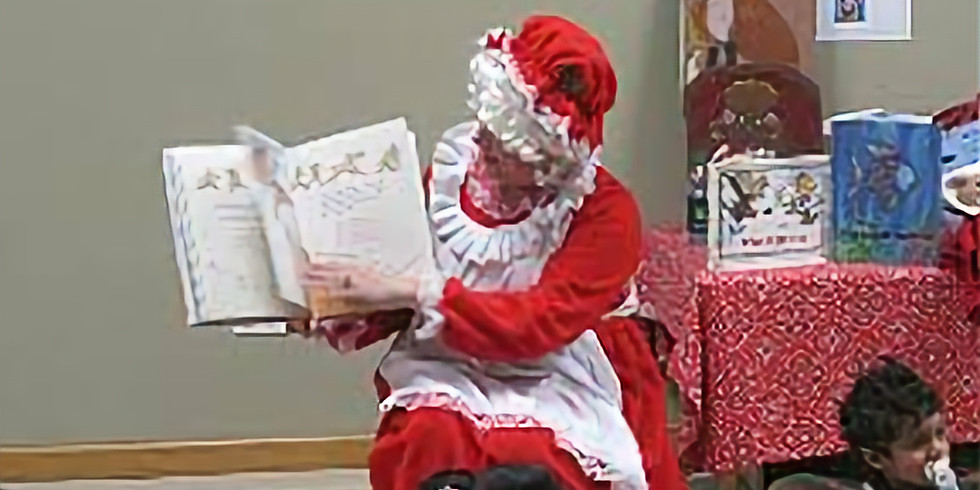 STORYTELLING WITH MRS. CLAUS