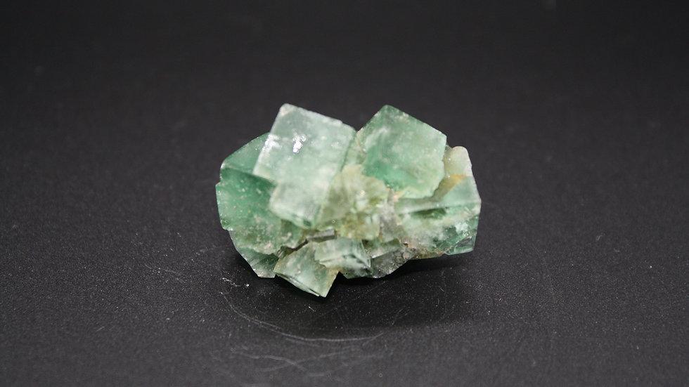 Diana Maria Green Fluorite - Durham, England