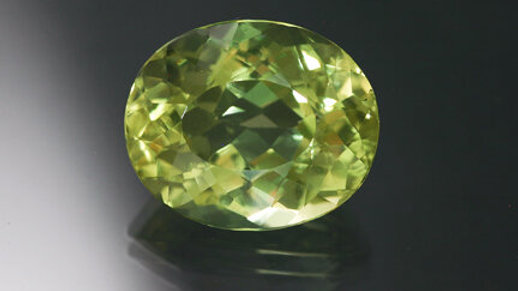 Mexican Yellow Apatite