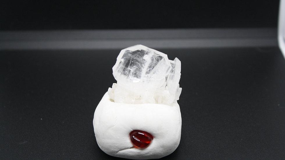 Faden Quartz Crystal - Pakistan