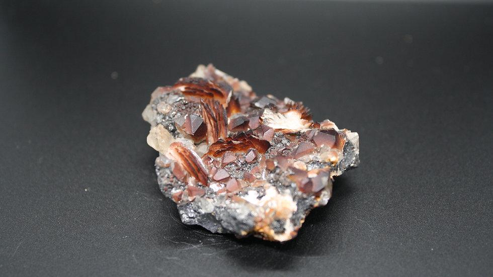Red Cerrusite - Morocco
