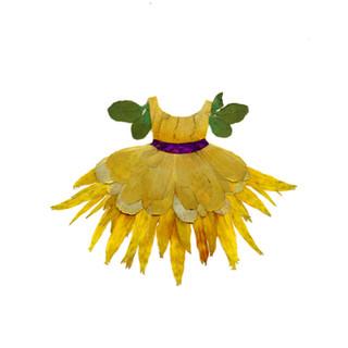 Gemma's Yellow Dress