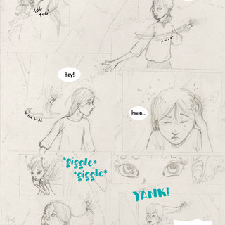 Graphic Novel Page 2