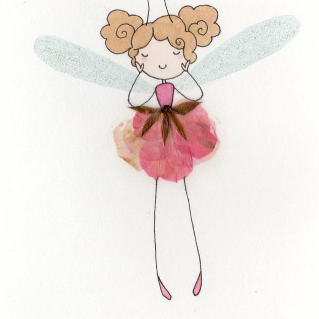 Hair Puff Fairy