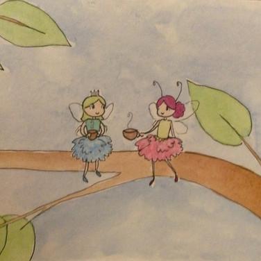 Fairy Tea Party