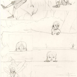 Graphic Novel Page 3